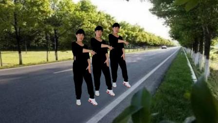 郴州冬菊广场舞【躁动的心狂野的唱】劲爆排汗健身舞