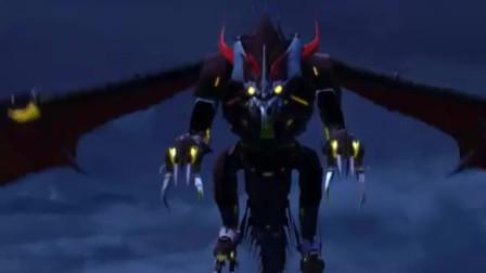 变形金刚:巨狰狞不愧是霸天虎的猎人