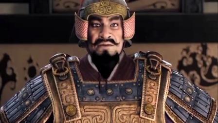 三国演义3D版43:第四十二话,关羽一战成名