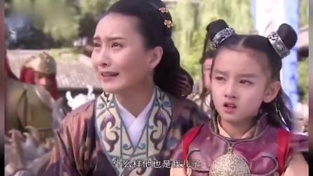 《宝莲灯前传》第31集:虎毒都不食子,李靖枉为人父啊