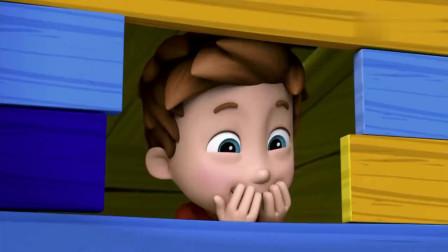 汪汪队立大功:天不怕地不怕的莱德,竟害怕吃球芽甘蓝,笑死我了