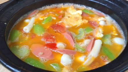 这才是最营养的丝瓜汤做法,做法简单,汤鲜味美,大人小孩都爱喝
