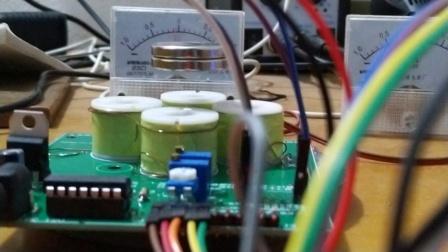 MOS管控制的磁悬浮