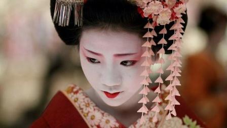 【东倾】《京都舞伎》:卖艺不卖的身京都舞伎,10岁学艺至成年
