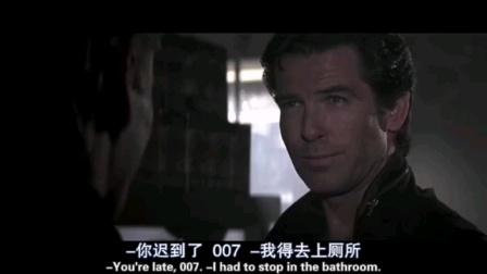 【抗苏神剧《007:黄金眼》】邦德与巫洛莫上校及其率领的苏军第一次交手