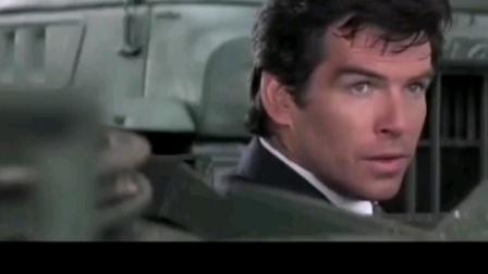 【抗苏神剧《007:黄金眼》】十年后邦德与巫洛莫将军及其率领的苏军再次交手