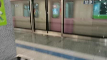 【2021.1.21】 北京地铁14号线—230(善各庄方向)北京南站出站