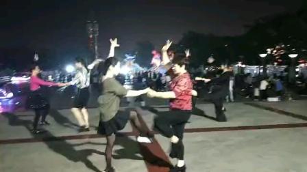 A舞!ABC5!横扇社区舞蹈队