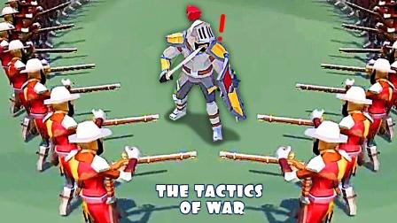 战争策略 狗头军师被队友灌假酒之后到敌人领地撒尿 成哔哔解说