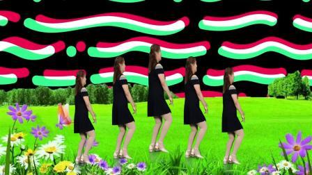 动感情歌广场舞《想着你的好》欢快旋律,歌好听,舞好看