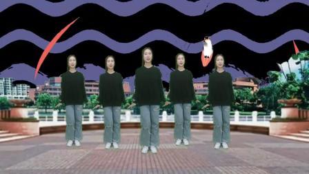 动感节奏广场舞《麻雀》经典DJ舞曲,送给最美的你