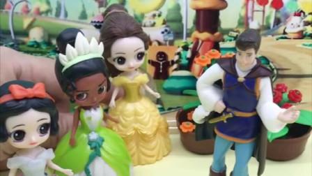 王子来童话王国选妃,选妃方式挺特别,要学富五车!