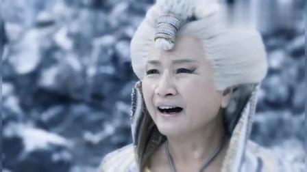 幻城:婆婆为了救卡索,只能跟渊祭进行交换,当幻雪神山的大祭司