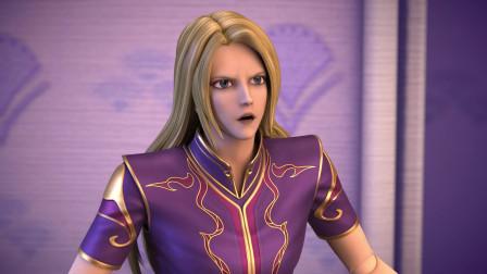 叶罗丽:金王子也太可爱了,完全陷入了爱情,就只想着见茉莉了!