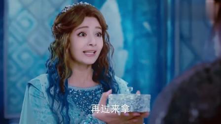 幻城:人鱼公主测试无谎镜,这下知道厉害了,根本不可能说谎