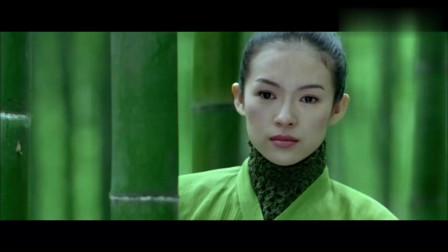 华仔和章子怡这段戏演得太好,戏里眼神都是含情脉脉!