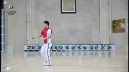 柔力球第九套规定套路《大美中国-山东篇》分节讲解-第九节