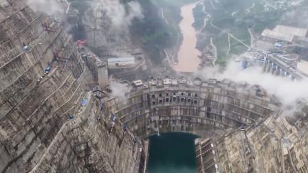斩获多个世界第一,耗资近1800亿!中国白鹤滩水电站有多牛?