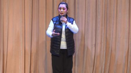 网红演员管小侠秦腔《西湖遗恨》,高嗓门的演唱,深受戏迷追捧