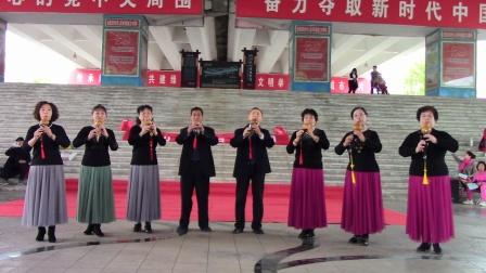 下-临汾市说唱艺术团庆五一演唱会20210424
