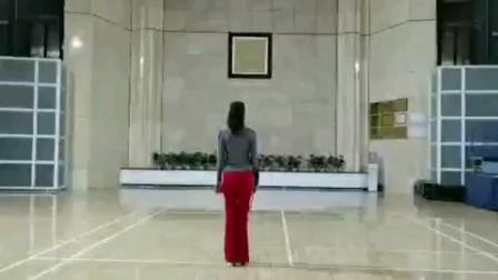 柔力球国九大美中国-山东篇《相亲相爱》陈重玲背面示范(口令)