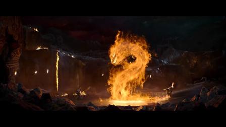 真!真人!真人快打!Mortal Kombat!3A格斗之王变身爆米花!