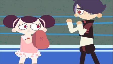 两兄妹一起练跆拳道,教练要崩溃了!?