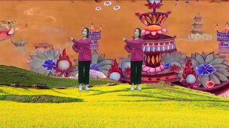 广场舞《老婆最大》唱的大气带感,唱出东北人的热情