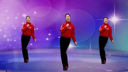 喜庆广场舞《红红吉祥年》