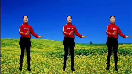 广场舞《明明喜欢你却不敢告诉你》这歌太好听了,您醉了吗?