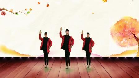 DJ版广场舞《酒醉的雨滴》,歌曲动情,舞蹈优美