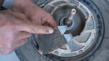 为什么电动车刹车尖叫?只要知道这两个技巧,刹车永远不会尖叫