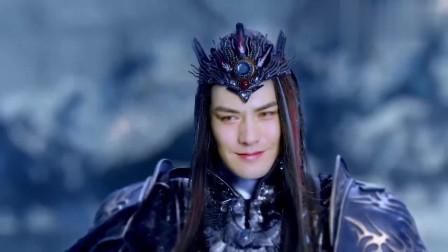 幻城:星轨三界最强寻梦师,和渊祭交换条件,成为渊祭最强护法