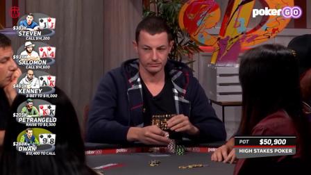 德州扑克:毒王语录(人越多我越浪)