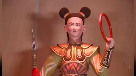 《宝莲灯前传》第45集:李靖再次对哪吒痛下杀手,真的枉为人父