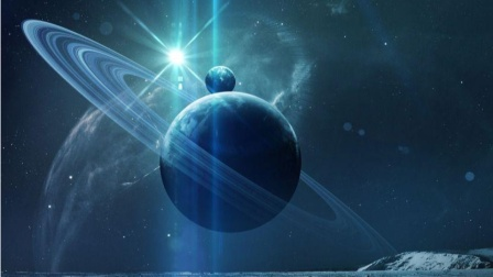 C4D挑战大师级画作!宇宙星球光环AE特效合成-Octane渲染第1讲