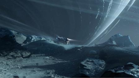 C4D挑战大师级画作!宇宙星球光环AE特效合成-Octane渲染第2讲