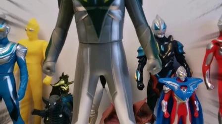 奥特曼第三集:镜子骑士隶属终极赛罗警备队,实力超群