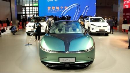 威马汽车于上海车展正式启动威马W6交付