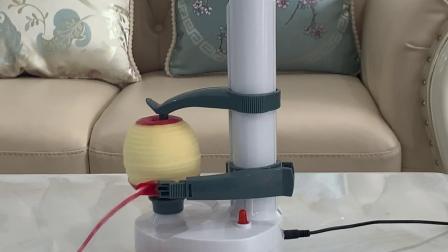 这个削皮器,不管是水果蔬菜都能削