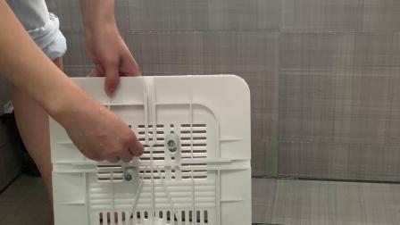 有了这个防反臭盖,去洗手间再也不怕掉厕所了