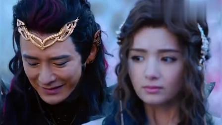 幻城:樱空释得知真相,恨不得杀了烁罡,是他害自己背黑锅
