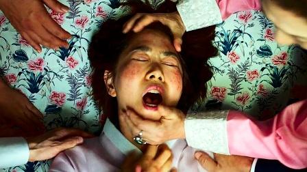 这部韩国爽片,一上映就获得票房冠军,真是比恐怖片还刺激!