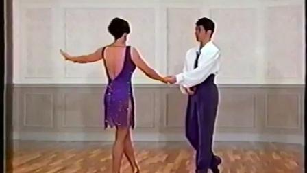 科基,雪莉巴勒斯拉丁舞