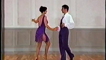 科基雪莉巴勒斯拉丁舞2