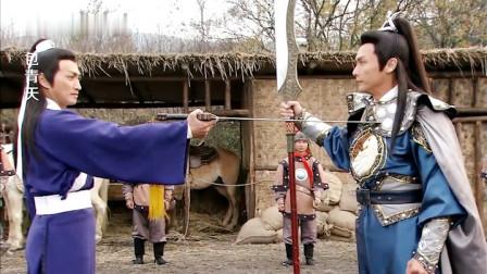 包青天:将军和展昭比武,从刀战到马战统统不是他的对手