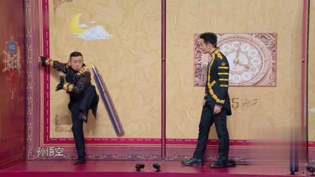 潘长江这个小老头太逗,浑身上下都是戏,让年轻演员们捏了把汗