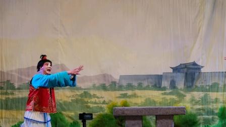 海宣池曲剧团农历3月15沙河高村演出现场