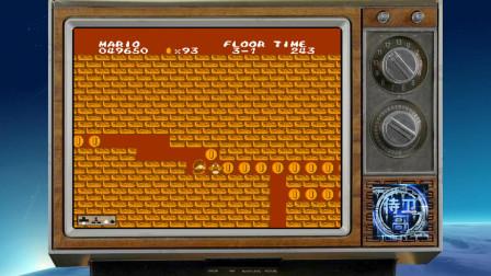 FC马里奥的要塞(Mario's Keep v1.3) 全关卡流程 娱乐解说