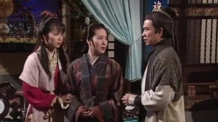 神雕侠侣:郭襄被李莫愁抱走,小龙女也很愧疚,郭芙缠着她要妹妹